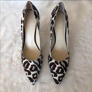 Nine West Shoes - Nine West Leopard Heels